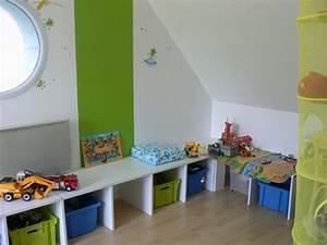 Rangement Chambre Enfant Ikea : astuce rangement chambre garcon visuel 1 ~ Teatrodelosmanantiales.com Idées de Décoration