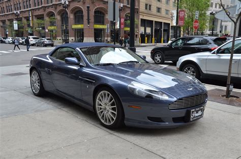 2007 Aston Martin Db9 Volante Stock # B893a For Sale Near