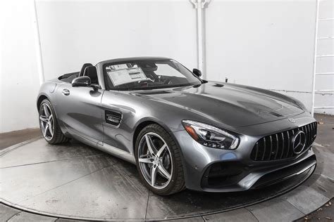 Mercedes Gt 2019 by New 2019 Mercedes Amg 174 Gt Amg 174 Gt Roadster Roadster