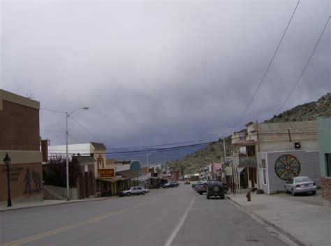 Panoramio - Photo of Pioche, Nevada