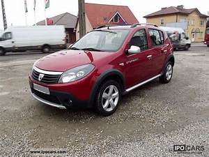 Dacia Sandero 2010 : 2010 dacia sandero stepway 1 5 dci car photo and specs ~ Gottalentnigeria.com Avis de Voitures