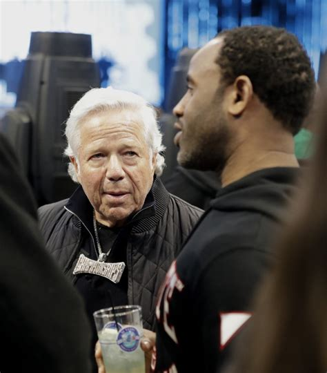 Police Patriots Owner Robert Kraft Solicited Prostitute