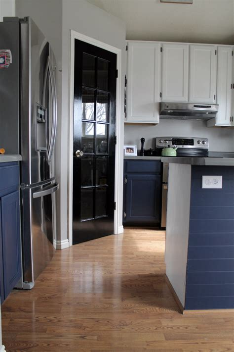 navy blue cabinet paint kitchen cabinets painted navy blue quicua com