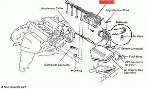 1996 toyota corolla engine diagram automotive parts With toyota tacoma engine diagram