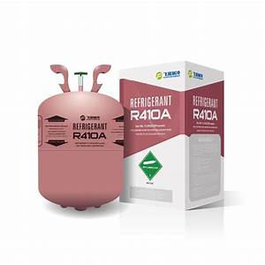 11 3 Kg Por Botella Gas Refrigerante R410a Ozono Refrigerante R410a