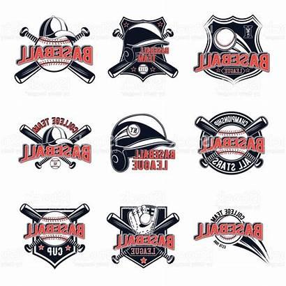 Baseball Vector Team Logos League National Advertising