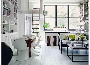Venkovský styl obývací pokoj