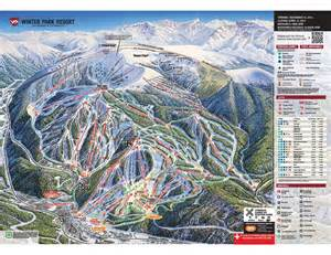 winter park trail map from winterparkresort spatialdrift