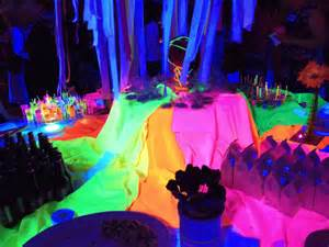 sweet 16 halls best 25 neon party decorations ideas on glow