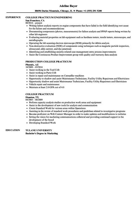 Sle Cover Letter For Practicum by Excelente Gpa On Resume Rounding Molde Colecci 243 N De