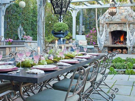 26+ Outdoor Dining Room Designs, Decorating Ideas Design
