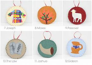 31 jesse tree ornaments patterns do small things with With jesse tree ornament templates