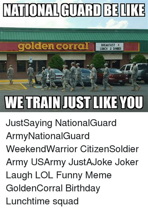 National Guard Memes - 25 best memes about national guard national guard memes