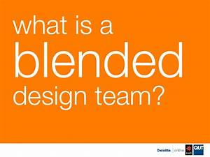 Blended design teams: from clients and consultants to co ...