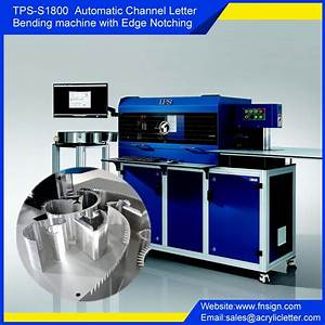 products acrylic heat benderplastic bending tools With tps channel letter bending machine