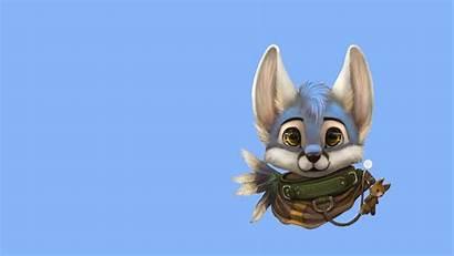 Furry Wallpapers Fox Backgrounds Kawaii Desktop Theme