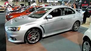 2012 Speed & Custom - 2012 Mitsubishi Lancer Evolution ...