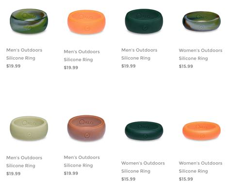 what color is silicon qalo offering new silicone ring colors soldier systems daily