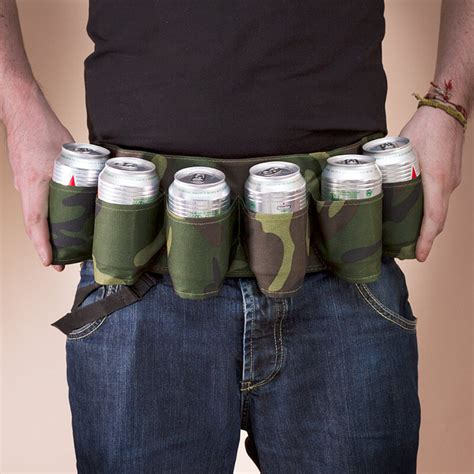 pack beer belt buy  prezzyboxcom
