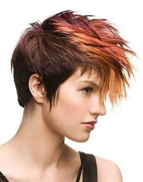 25 best ideas about short punk hairstyles on pinterest
