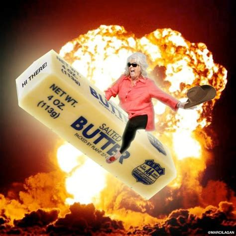 Paula Deen Butter Meme - how i learned to stop worrying and love the butter paula deen riding things know your meme