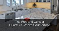 quartz vs granite countertops Pros and Cons of Quartz vs Granite Countertops: The Complete Rundown | Home Remodeling ...