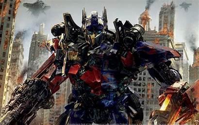 Transformers Widescreen Optimus Prime Resized Enlarge Screen