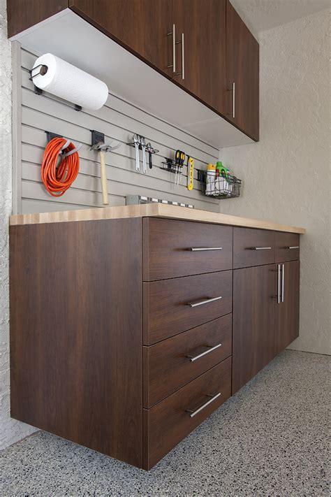 steamboat springs custom garage workbench  drawers