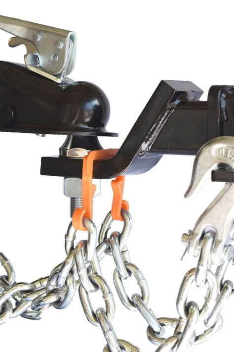 class 3 hitch safety chain hanger boating diy cing cing equipment e cing hacks