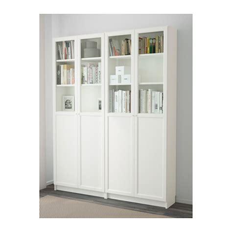 Ikea Le Arbeitszimmer by Billy Oxberg B 252 Cherregal Wei 223 Wei 223 160x202x28 Cm
