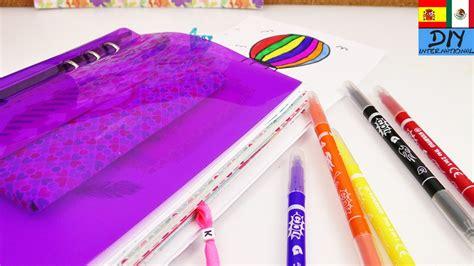 3 Dibujos Sencillos Para Decorar Cuadernos Youtube