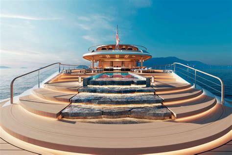 Luxury Superyacht Concept Sinot Aqua
