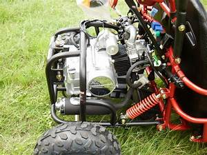 Kandi 110cc Go Kart Engine