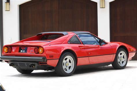308 Gts Quattrovalvole by 1983 308 Gts Quattrovalvole