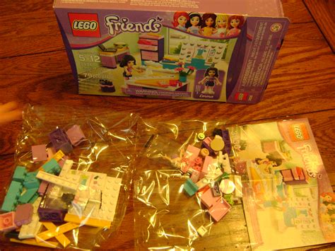 Toy Review  Lego Friends  Emma's Fashion Design Studio