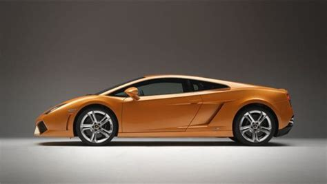 lamborghini gallardo   photo left side view