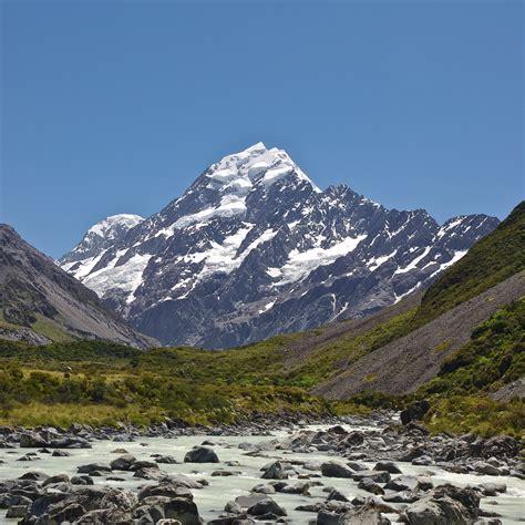 Mount Cook Wallpaper Wide Hd