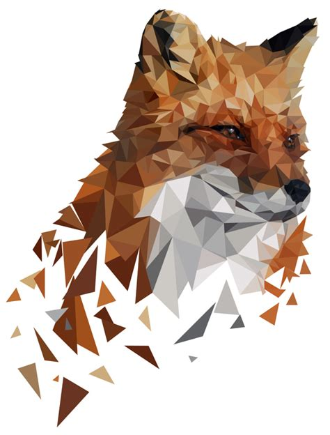 geometric graphic design animal   cliparts