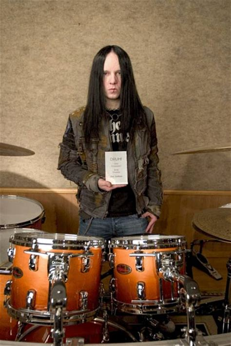 joey jordison drummerworld