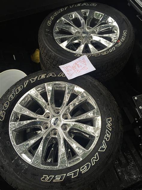lariatplatinum style  wheels  goodyear