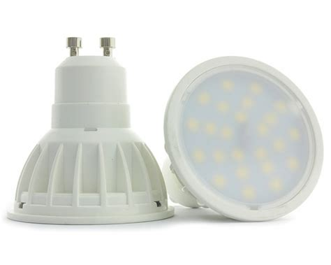 led len gu10 gu10 led bulb 5w frosted lens spotlight 50w 60w halogen