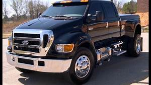 Ford F 650 Pick Up Truck