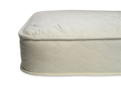 Naturepedic Baby Quilted Deluxe Organic Cotton Crib (mc50