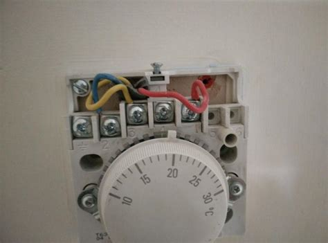 replacing honeywell t6360b thermostat wiring diynot forums