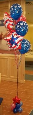 mattress firm owasso 4th of july independance day balloon bouquets and balloon