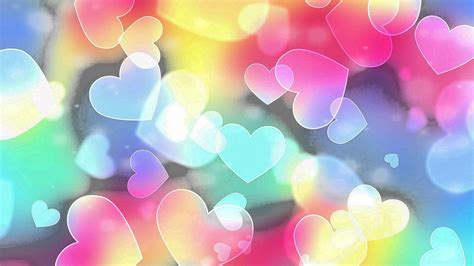 Here are only the best colorful hearts wallpapers. Colorful hearts wallpaper - backiee