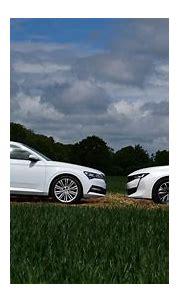 Skoda Superb iV vs Peugeot 508 Hybrid: running costs and ...