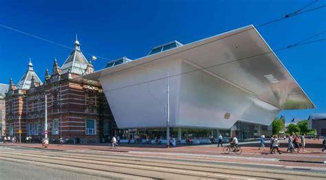 Stedelijk Museum Amsterdam Jobs by Amsterdam Architecture Tours E Architect