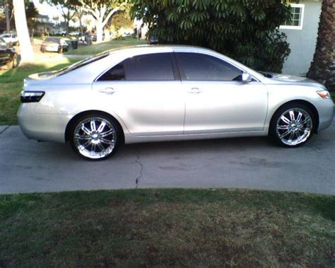 tricksterr  toyota camry specs  modification