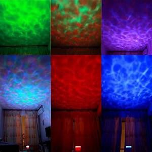Aurora master ocean projection night light calming waves
